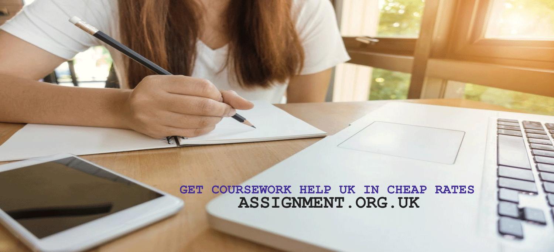 coursework help UK